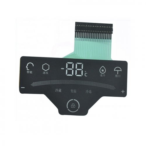 Capacitive Touch Membrane Switch for Refrigerator